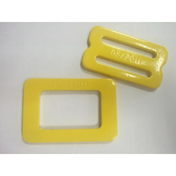 Aluminum 40MM Safety Belt Buckle 2-PK Set